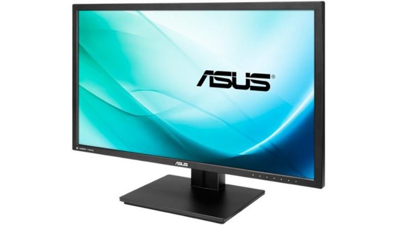 Wir testen den Monitor PB287Q von Asus