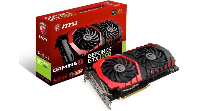 MSI GTX 1080 Vergleich