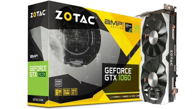 Zotac GeForce GTX 1060 Test und Vergleich