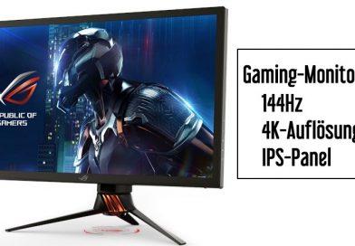 Wann kommt der 4K 144Hz Gaming Monitor?