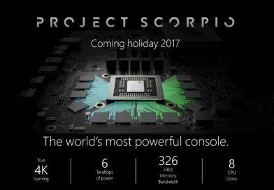 Xbox Scorpio – Volle Leistung voraus!
